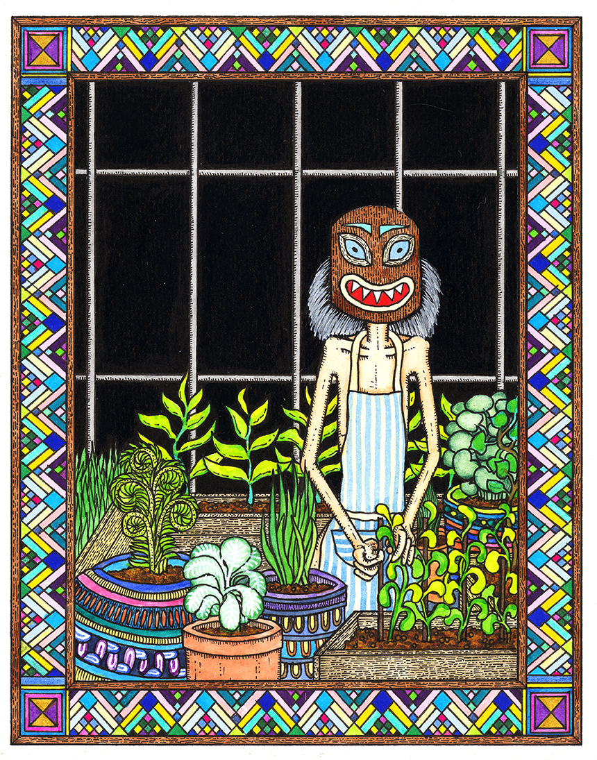 the greenhouse #5