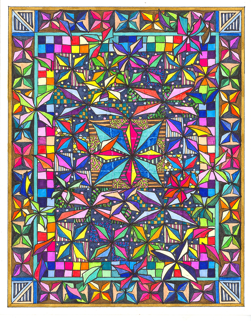 the quilt #6
